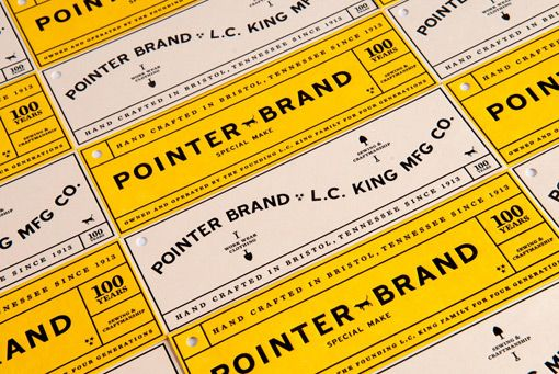Dan Blackman: Pointer Brand Refresh