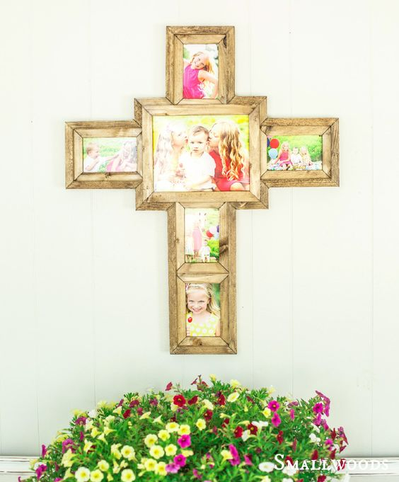 wooden cross frames from httpwwwsmallwoodhomecomcross