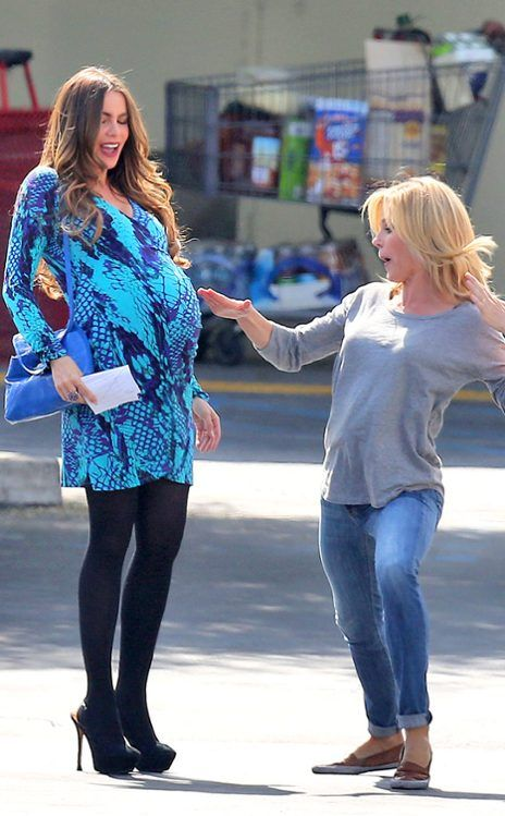 Sofia Vergara Amp Julie Bowen From The Big Picture Today S