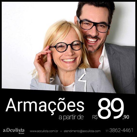 Armações a partir de R$89,90. As melhores marcas estão aqui, aproveite!!!  Clique https://goo.gl/xN49o0 e compre pelo site em até 10x sem juros  #aoculista #glasses #sunglasses #eyeglasses #oculos #armaçoes #oculosdegrau