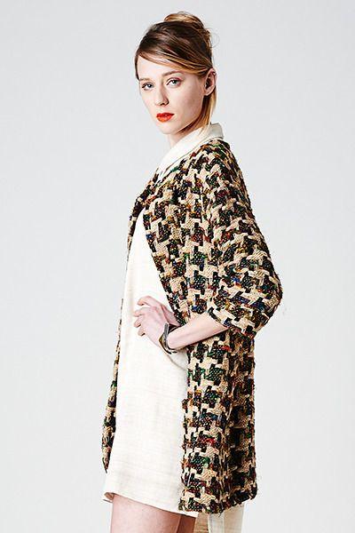 Mary Meyer Crazy jacket.