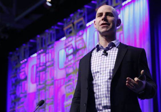 """Best-selling author Adam Grant's book """"Originals"""" gives tips on how everyda originality can inspire us to be ourselves."""