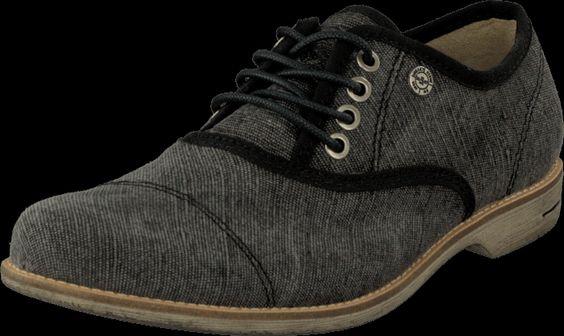 Osta Sneaky Steve V1505 Watkins Black Mustat kengät | Juhlakengät - Miehet ✓ Ilmaisen toimituksen ✓ Ilmaiset palautukset ✓ Nopeat kuljetukset. Hintatakuu!
