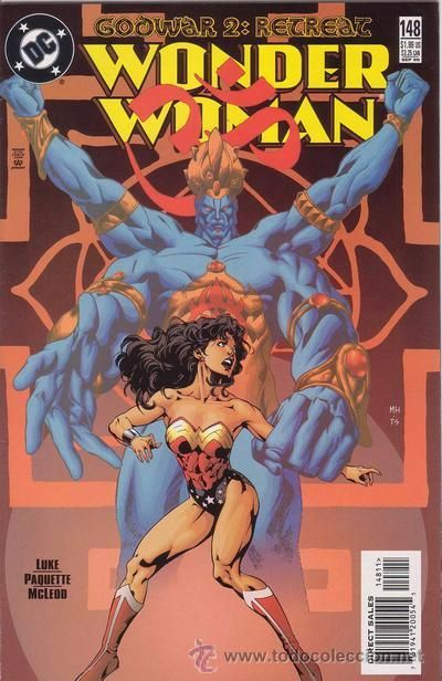 WONDER WOMAN #148, DC COMICS, 1.999, USA