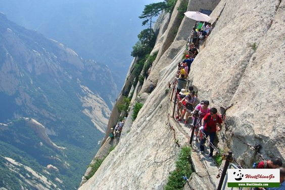 4 Days Xian&Mount Huashan Tour