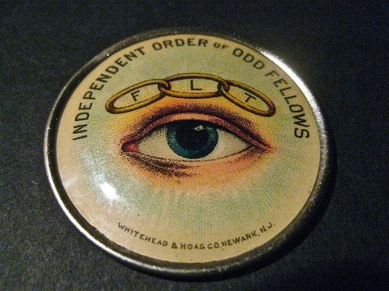Independent Order Of Odd Fellows Eye