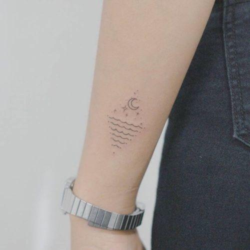 Aesthetic Tattoo And Tiny Tattoos Image Tattoos For Guys Tattoos Tiny Tattoos