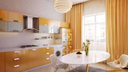 offene küche wohnzimmer abtrennen runder esstisch massivholz - offene küche wohnzimmer trennen