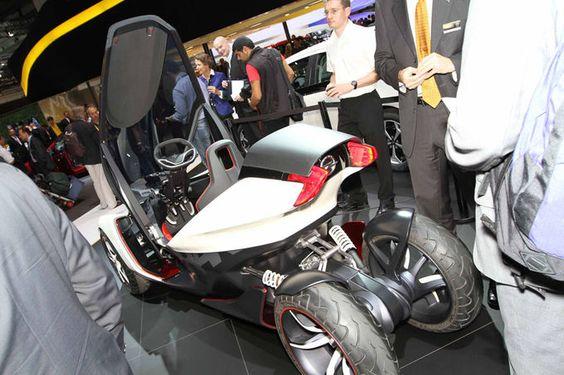 Opel RAK e