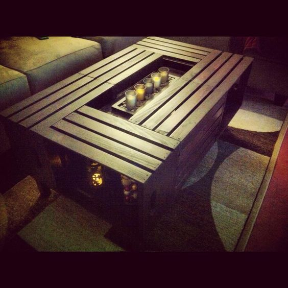 Crates The Four And Fun Projects On Pinterest
