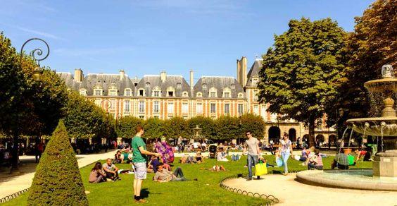 Paris: Place des Vosges e Maison Victor Hugo