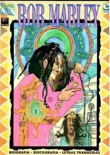 *Bob Marley - Ano 1 Nº 1* by Escala. More fantastic books, pictures and videos of *Bob Marley* on: https://de.pinterest.com/ReggaeHeart/