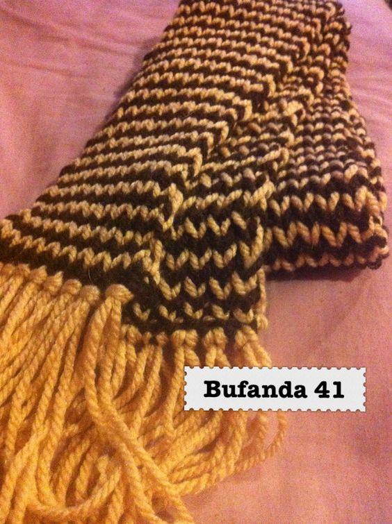 Bufanda 41