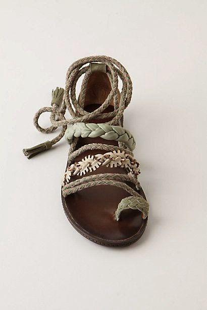 Pinterest: Silvana van Bellen  Perfection of the most comfortable stylish sandal ever!