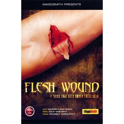Flesh Wound by Magic Smith : Free Shipping & Low Prices at MagicNevin