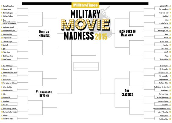 Military Movie Madness | Military Times