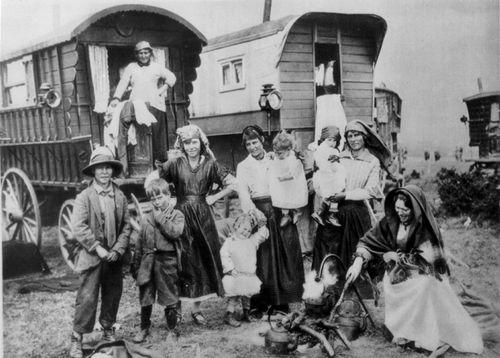 Nude English Gypsies 108