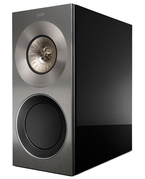 Amazon.com: KEF REFERENCE 1 Bookshelf Loudspeaker - High Gloss Piano Black…