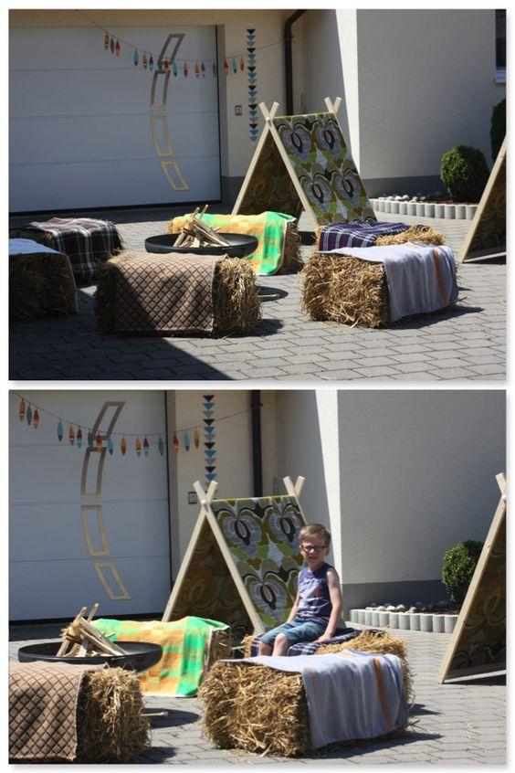 indianerparty deko indianer geburtstag pinterest deko und powwow. Black Bedroom Furniture Sets. Home Design Ideas