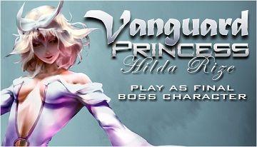 Hilda Vanguard Princess