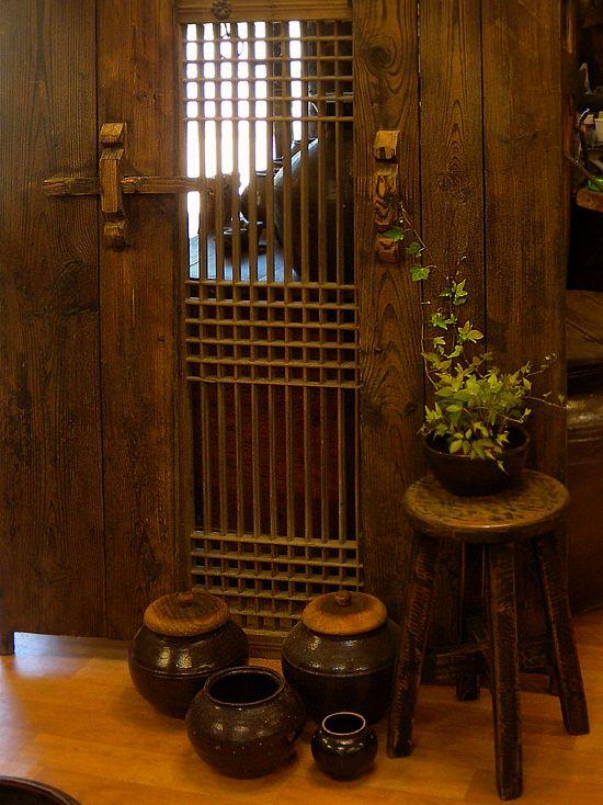 Korean traditional home decor idea Beautiful matching