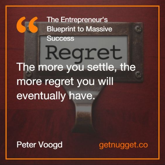 Regret the entreprenerus blueprint to massive scuccess by peter regret the entreprenerus blueprint to massive scuccess by peter voogd httpgetnuggetentrepreneurs blueprint take action steps for mass malvernweather Gallery