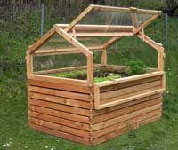 Hochbeet 140 X 80 Mit Fruhbeet Kombiniert Hochbeet Gartenliege Garten Hochbeet