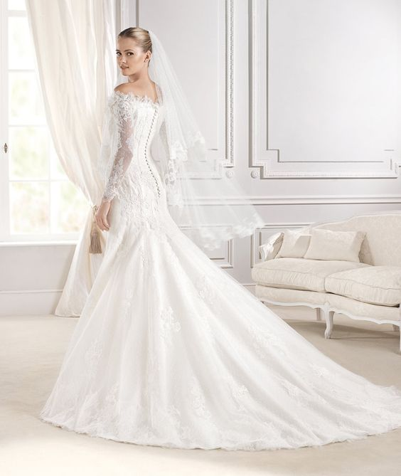 Ekaterina wedding dress from the costura 2015 la sposa for La sposa wedding dresses