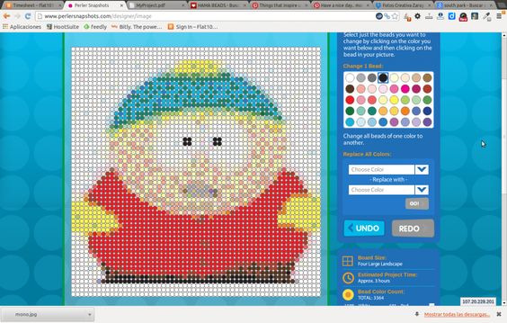 programa hama beads