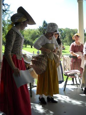 Adventures of a Costumer: 1770s   Lots of info on different periods.
