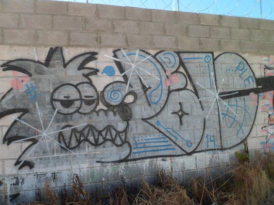 Lenguaje grafitero