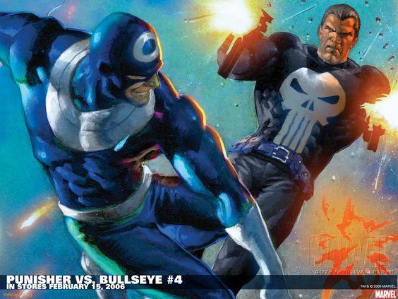 Comics - punisher Wallpaper