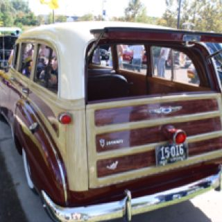 Chevrolet Tin Woodie