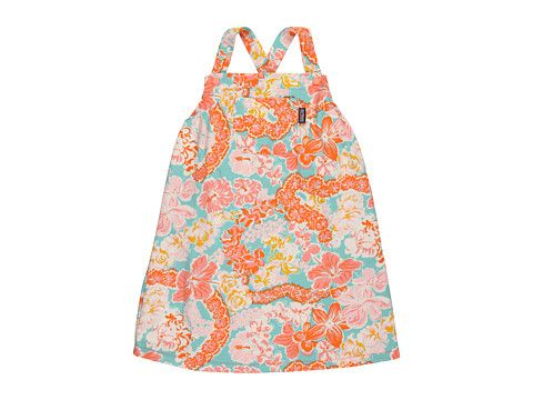 Patagonia Kids Baby Baggies Apron Dress (Infant/Toddler)