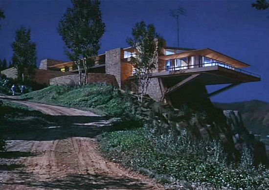 Image Gallery North By Northwest House