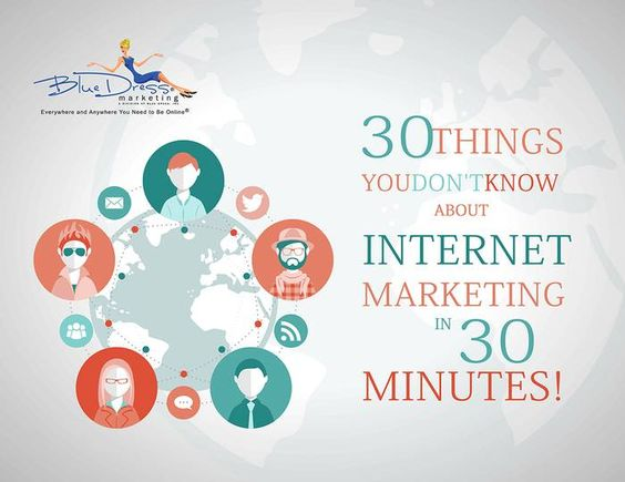 Are You Signed UP For MY SEMINAR?? TUESDAY, SEPTEMBER 9  at 1:30.....Some #hotinternetmarketingtips! 30 Things You Don't Know About Internet Marketing in 30 Minutes: Sign Up Here only 49.95 www.bluedressinternetmarketing.com