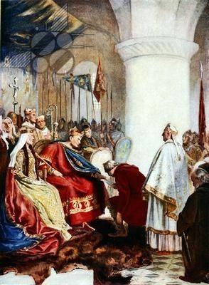 William I and Matilda of Flanders 3oth GGrandparents