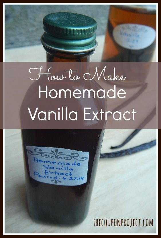 ... vanilla how to make homemade how to make homemade vanilla extract