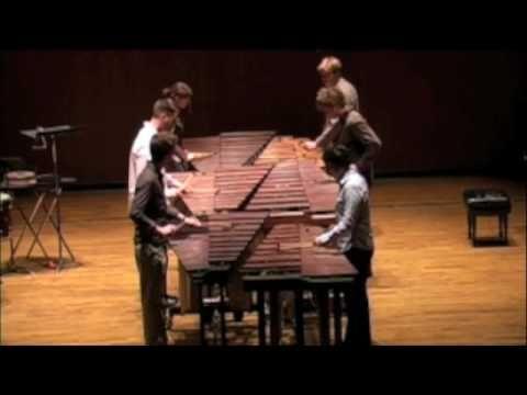 Bliss: Reich's Six Marimbas (1986) - Part One