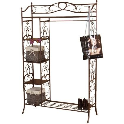 Traumhaft schöne #Garderobe im #romantischen Design, die auch in Deinem Flur klasse aussieht. ♥ ab 169,99 €