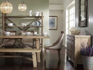 Rustic Dining Room Furniture - Furniture Stores in Knoxville - Braden's Lifestyles Furniture - Four Hands Furniture - Dining Room Décor - Home Décor - Interior Design - The Design Center at Braden's