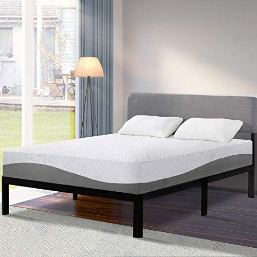 The Olee Sleep 10 Aquarius Memory Foam Mattress Full 10fm02f Online Shopping Fayafashionable In 2020 Top Memory Foam Mattress Memory Mattress Best Mattress