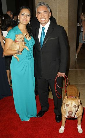 """Cesar Millan's wife, Ilusion, filed for divorce after 16 years of marriage, citing irreconcilable differences as the reason.  """"We are sad to announce that after 16 years of marriage we have decided to file for divorce,"""" read a statement posted on Millan's website. """"The decision was made after much consideration and time. We remain caring friends, and are fully committed to the co-parenting of our two boys."""""""