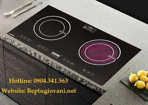 Giá bán mới nhất của bếp điện từ Giovani G 281ET