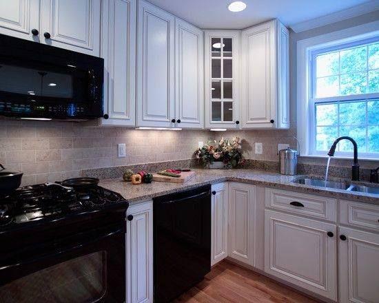 Kitchen Ideas Black Appliances Black Appliances Kitchen Kitchen Design Kitchen Remodel