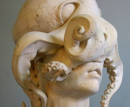 Untitled (detail) by Moran Herring (2007-2008)