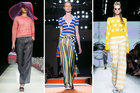 Milan Trends: Stripes, Gucci and Buzz Cuts - NYTimes.com