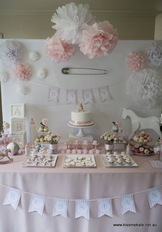 Diy Baby Shower Ideas For Girls Diy Baby Girls And Baby