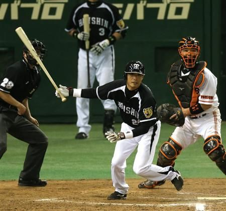 Shinjiro Hiyama (Hanshin Tigers)