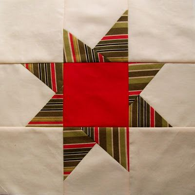 The Silly BooDilly: Wonky Star Tutorial